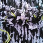 Stitched stuffing!