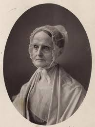 I would have been BFF's with Lucretia Mott.