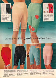 1962 Pettipants.